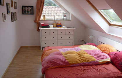 Home Staging schlafzimmer